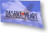 Recording Studio in Santa Fe New Mexico