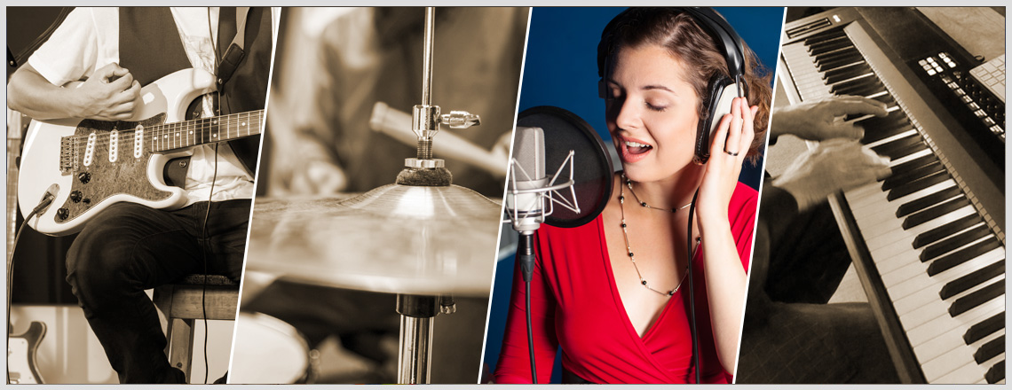 Backing Tracks For Singers