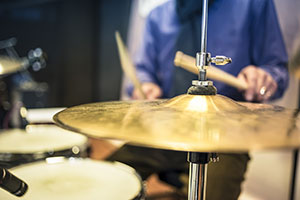 Drum tracks for singers